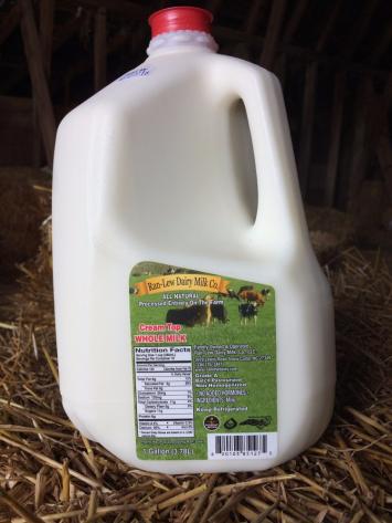 Whole Milk (Gallon)