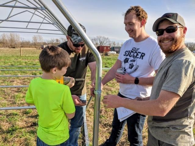 Building our Farm