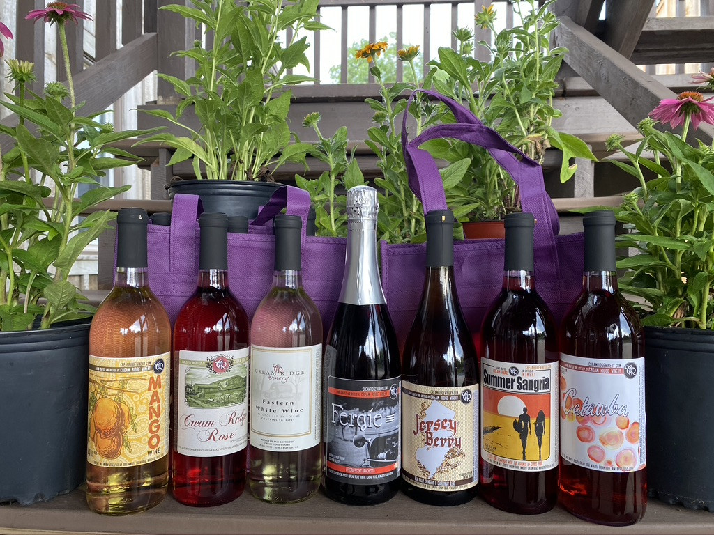 Hand Crafted Wines - Curbside Pick Up At Winery