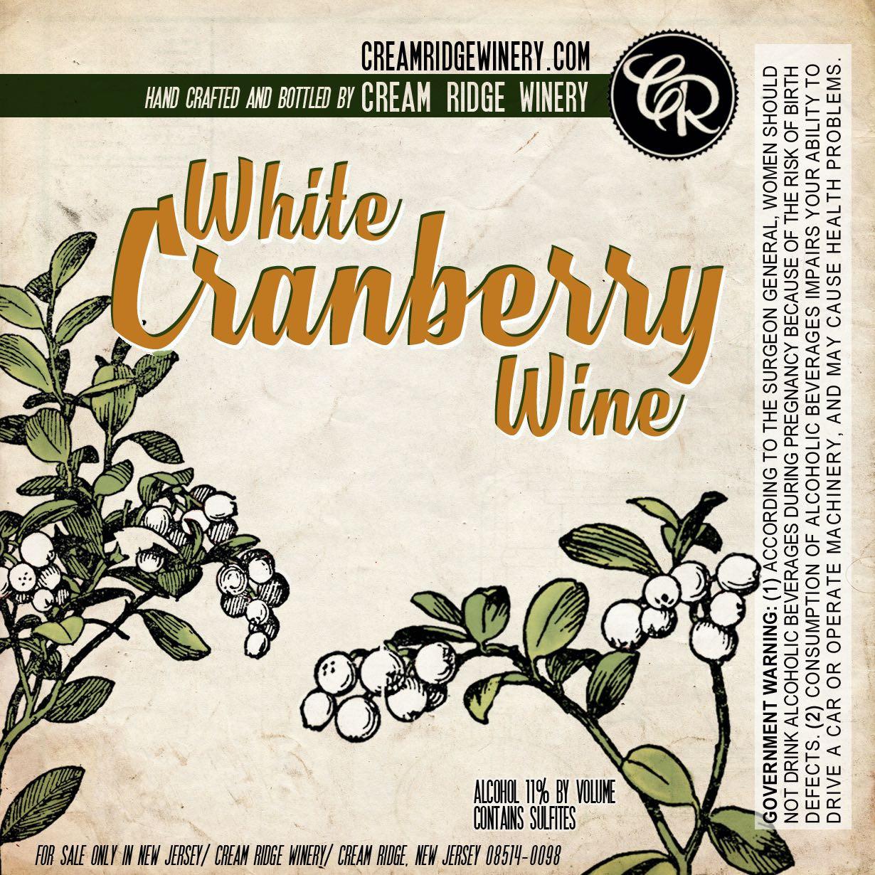 White Cranberry