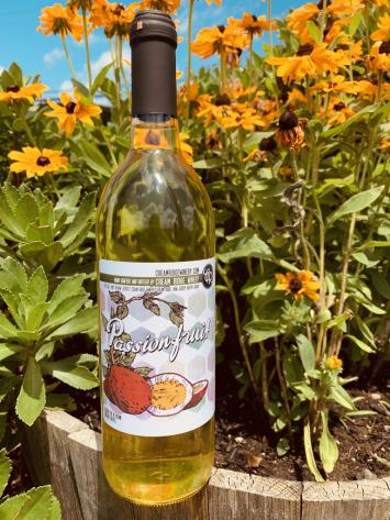 Passionfruit Wine