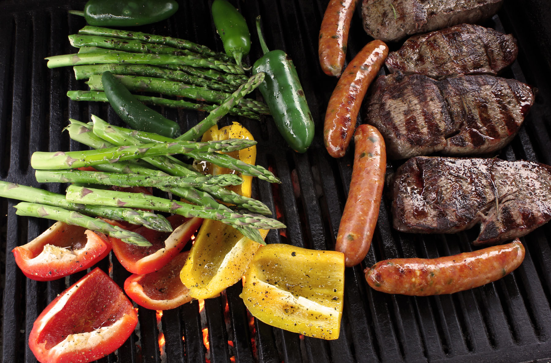 3 Simple Grilling Tips for Better Food!
