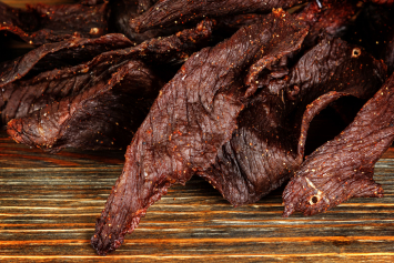 Sweet Pepper Jerky