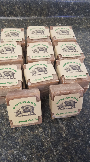 Coconut Vanilla Soap