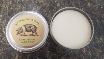 Hogwash Lotion Bar - Lemongrass