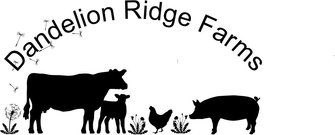 Dandelion Ridge Farms Logo