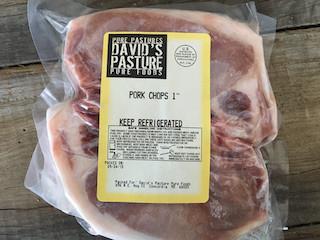 """Pork Chops - Bone-in 1.5"""""""