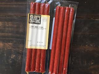 Pork Snack Sticks 4pk