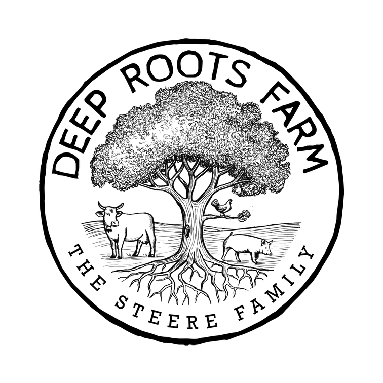 Deep Roots Farm Logo