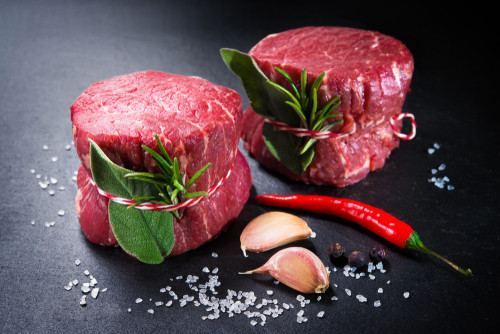 Beef Tenderloin Steaks (Filet Mignon)
