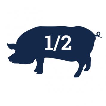 Half Pig- April 2020 Deposit