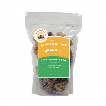 Beautiful Day Granola- Pistachio Cardamom