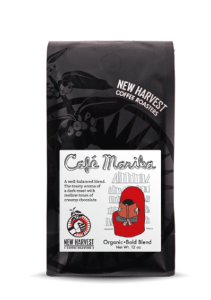 New Harvest Coffee- Cafe Marika Bold Blend