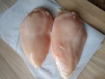 Chicken Breast, Boneless and Skinless