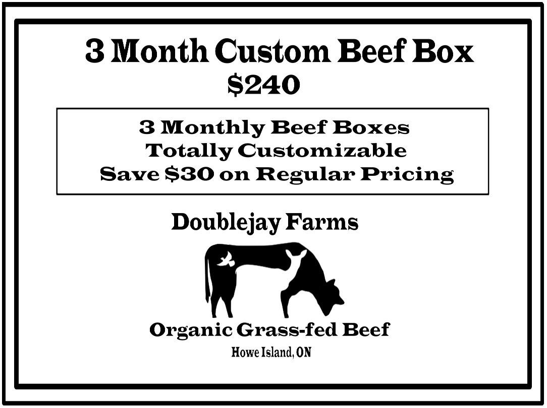 Custom Beef Box
