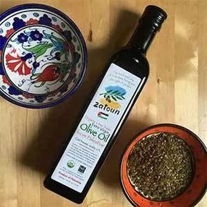 Zatoun Olive Oil (750mL)