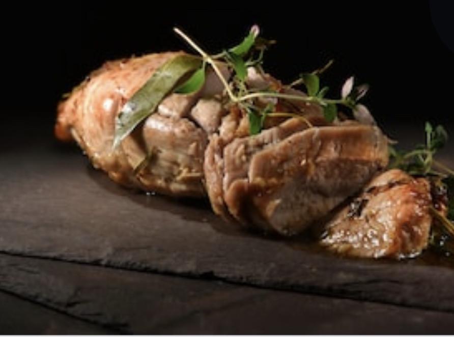Boneless Pork Sirloin Roast