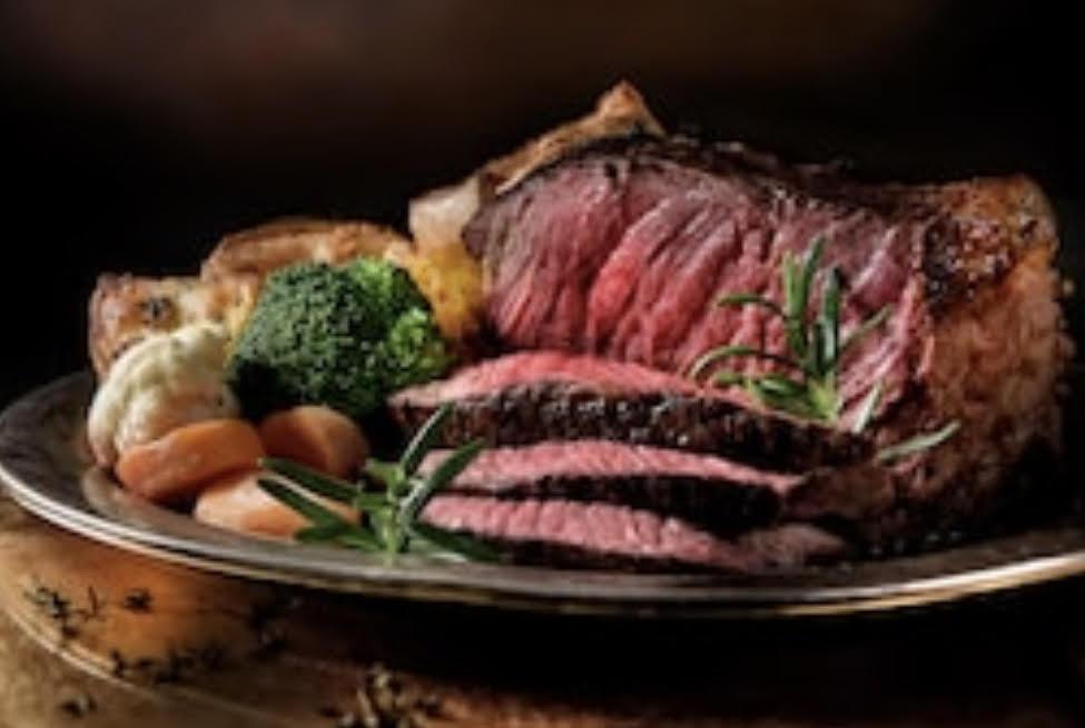 Roast Beef Sirloin Tip and Gravy