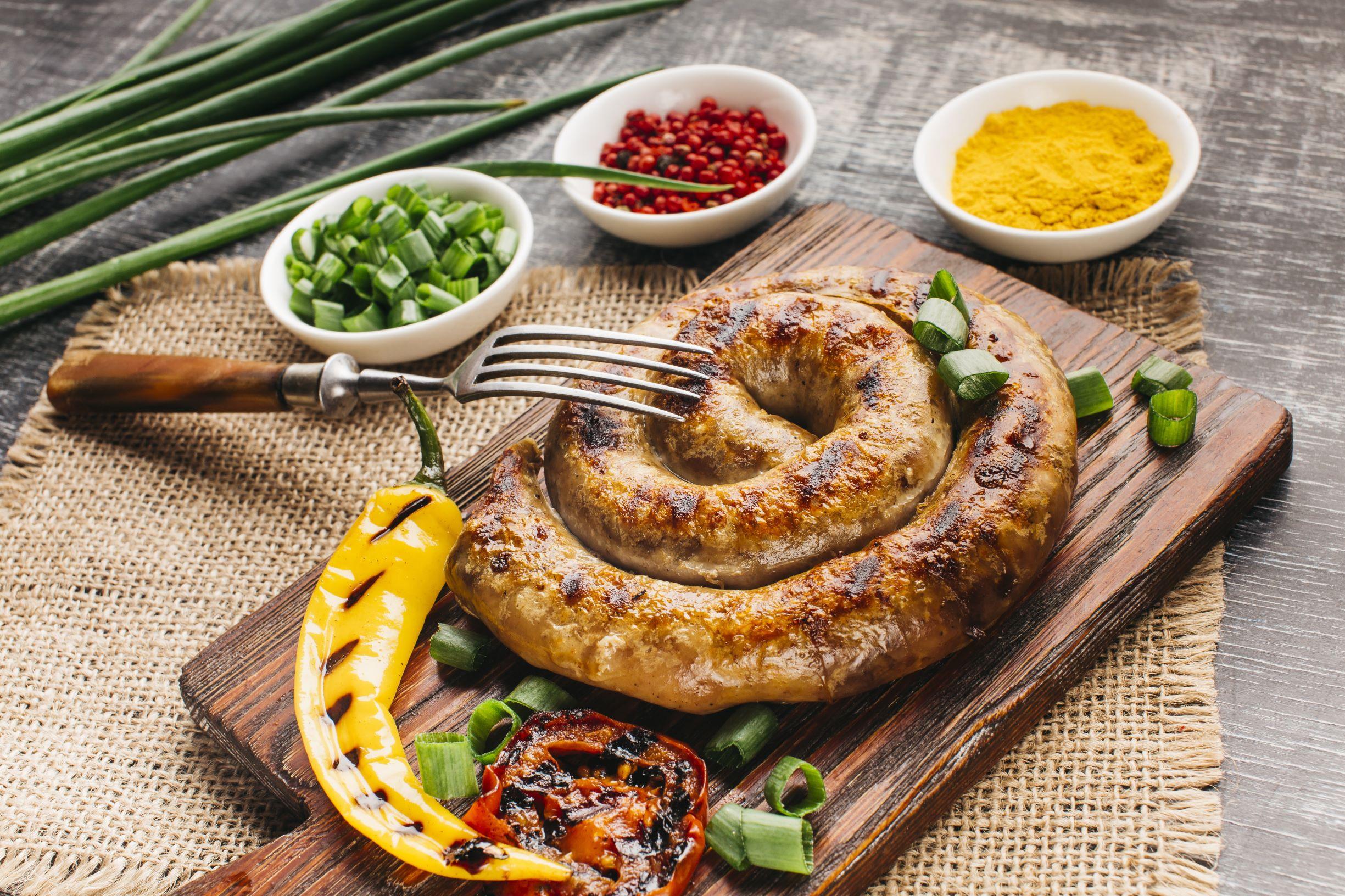 Chicken Chorizo Sausage