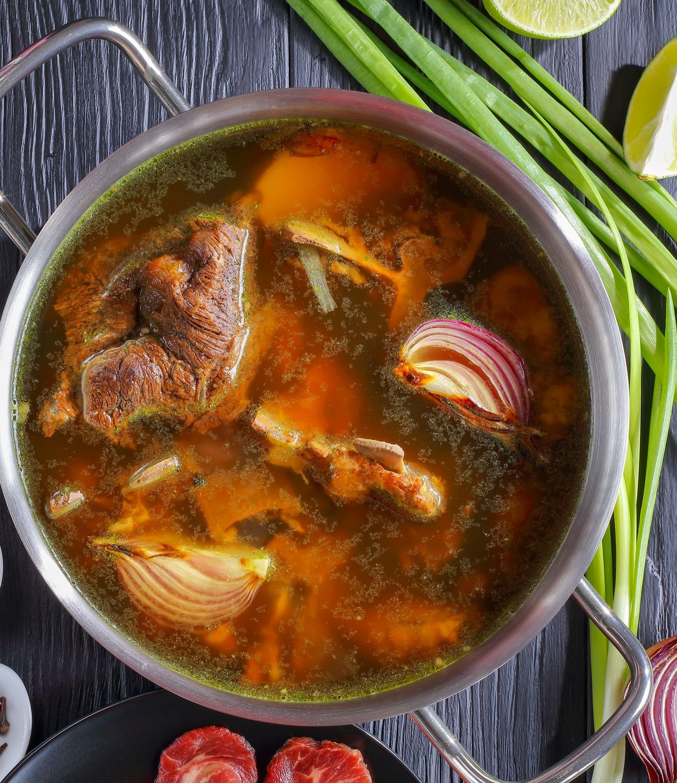 Osso Bucco Soup