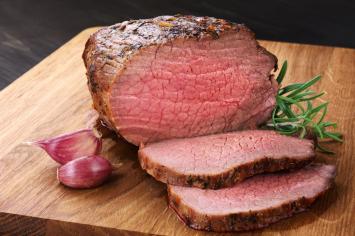 Beef Sirloin Tip Roast (Round Tip Roast)