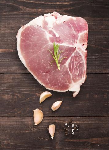 Pork Chops, Sirloin Cut