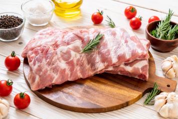 Pork Spare Ribs - St Louis Cut