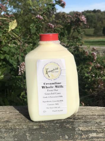 Kriemhild Creamline Milk