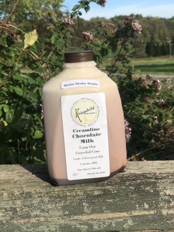 Kriemhild Creamline Chocolate Milk