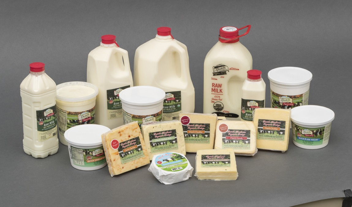 Dutch Meadows Raw Milk