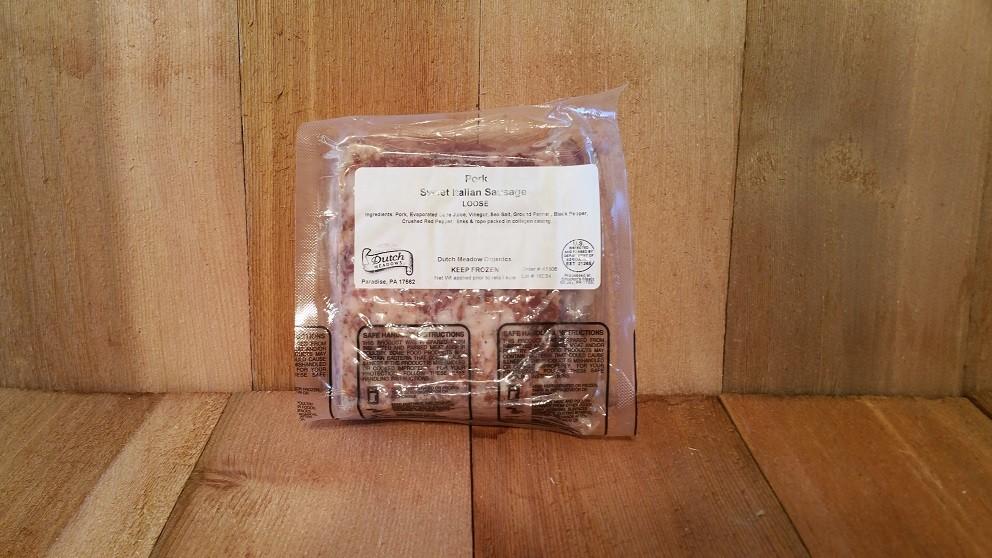 Sausage Fondue with Dutch Meadows Links