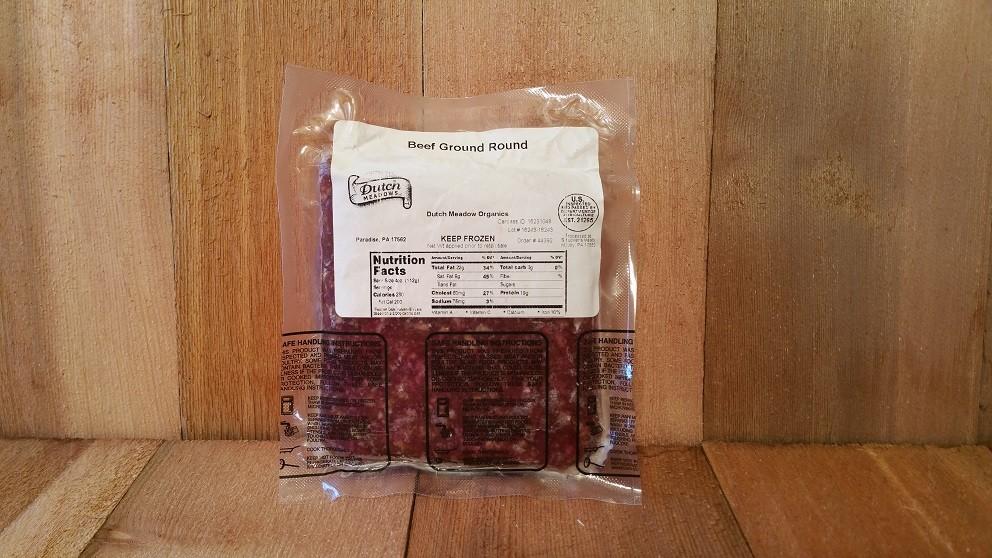 10 lb Premium Ground Round Bundle