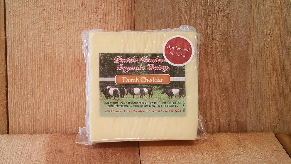 8 oz. Smoked Cheddar Cheese