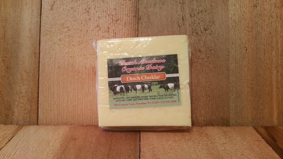 8 oz Dutch Cheddar Cheese