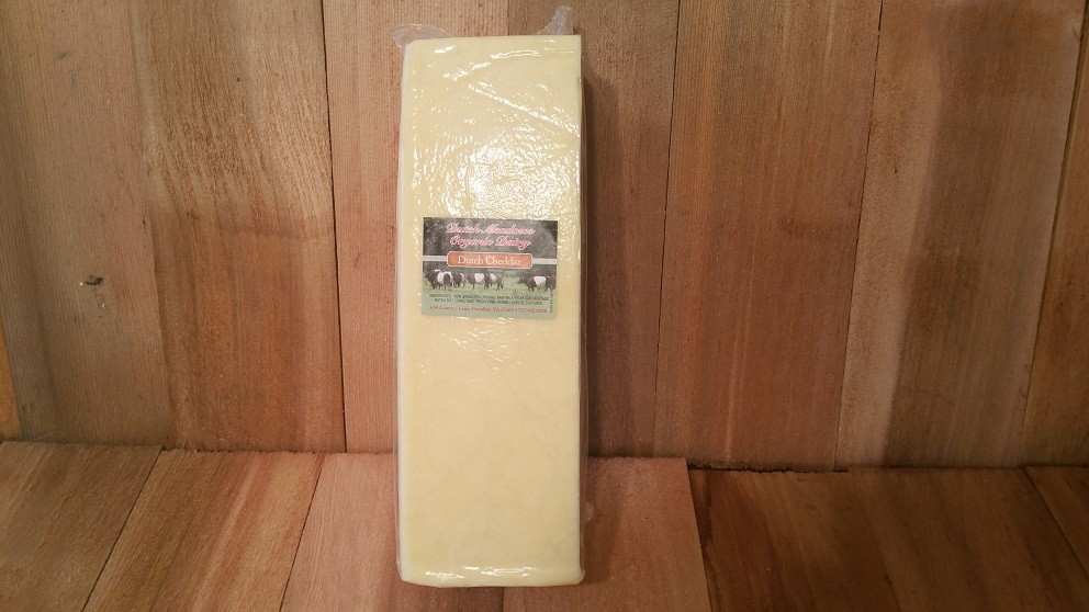5 lb Dutch Cheddar Cheese