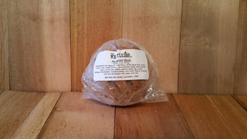 Sourdough Multi Grain Bread