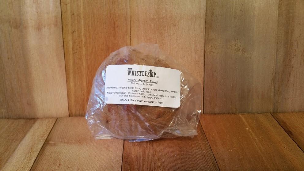 Sourdough Rustic French Bread