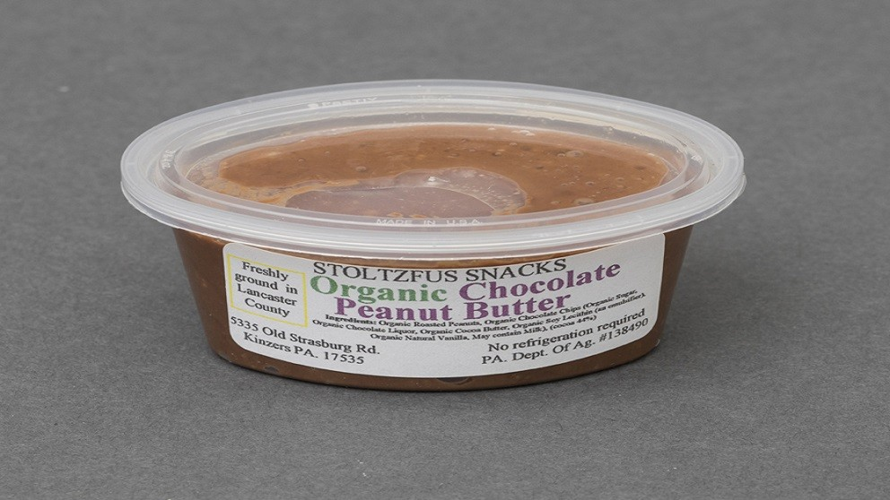 Organic Chocolate Peanut Butter - 3oz