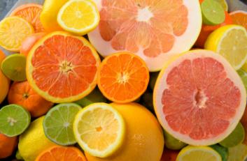 Organic Citrus Fruits