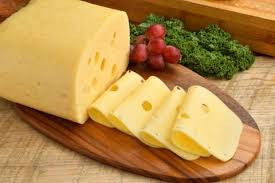 1 lb. Baby Swiss Cheese