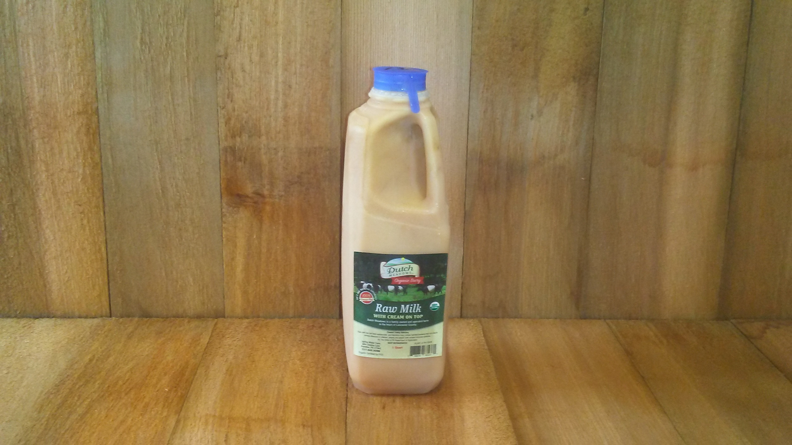 Go Beyond Raw Milk: Time to Try Local, Organic Colostrum