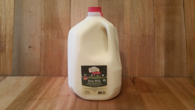 10 GALLON Bundle Raw Milk (A2A2)