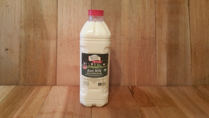 Quart Raw Colostrum