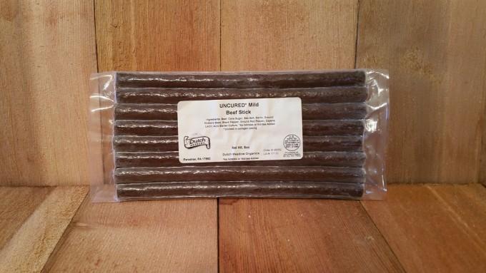 Mild Beef Sticks