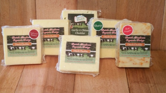 Dutch Cheddar Sampler