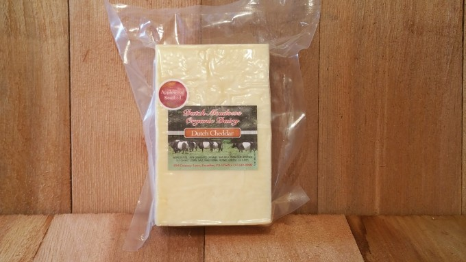 1 lb. Smoked Cheddar Cheese
