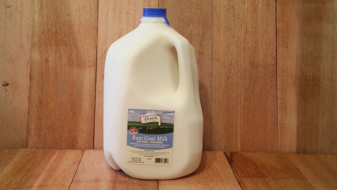 10 Gallon Bundle Raw Goat Milk