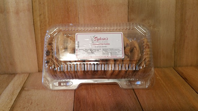 Chocolate Chip Spelt Cookies
