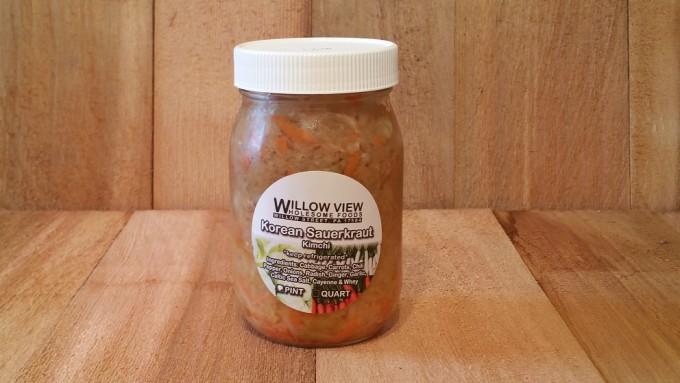 Pt Fermented Kimchi / Korean Sauerkraut