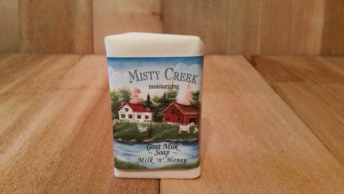 Milk-n-Honey Soap Bar